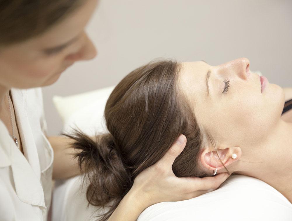 Privatleistungen - Craniosacrale Therapie