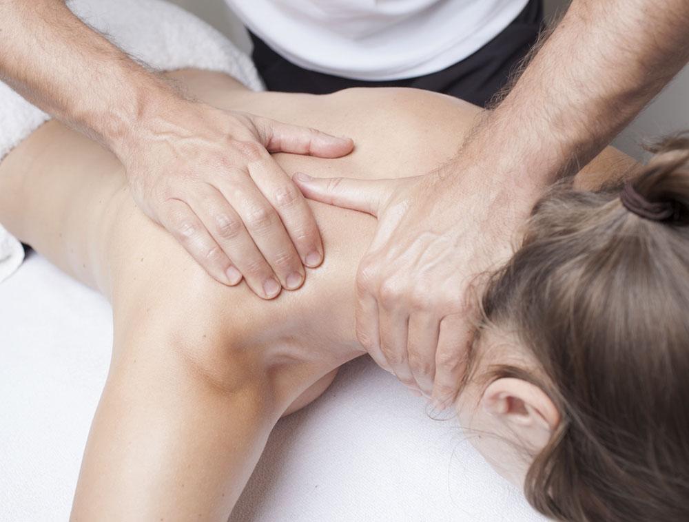 Therapien - Massage