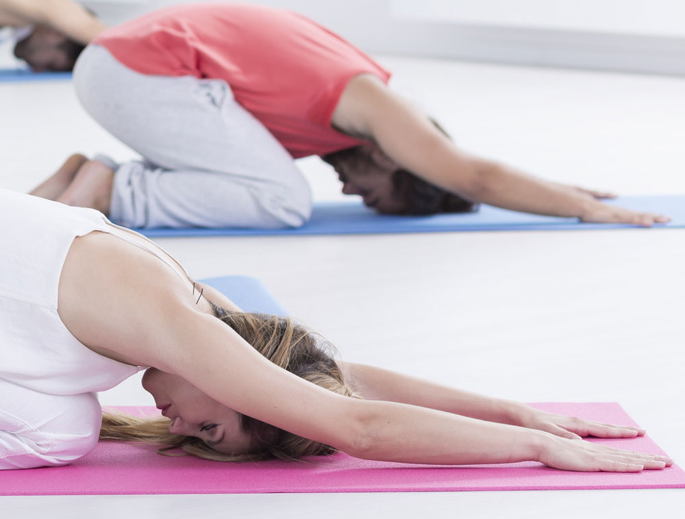 Kursprogramm - Wirbelsäulengymnastik/Rückenschule