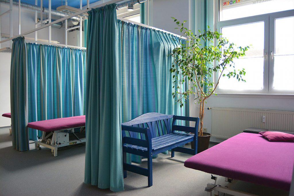 Behandlungsbereiche
